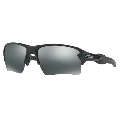 Oakley Standard Issue Flak 2.0 XL Thin Blue Line Blue Black / Black Iridium