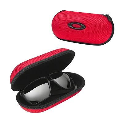 Oakley Large Red Soft Vault Case