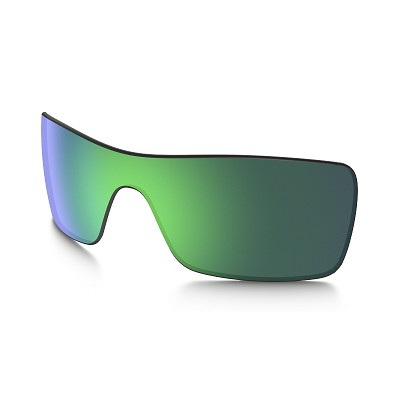 Oakley Batwolf Jade Iridium Replacement Lens