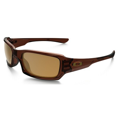 Oakley Fives Squared Polished Rootbeer / Bronze Polarized