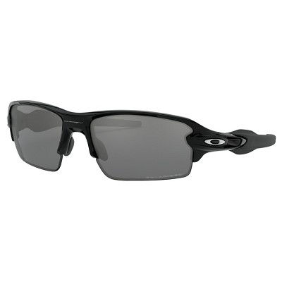 Oakley Flak 2.0 Polished Black / Black Iridium Polarized
