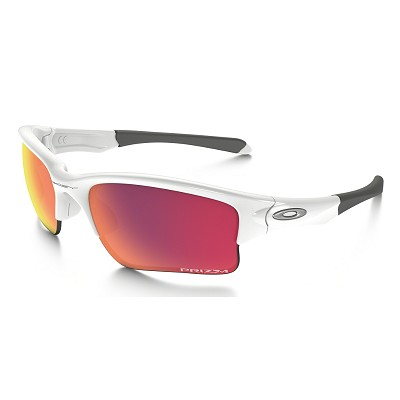 Oakley Quarter Jacket Polished White / Prizm Baseball Outfield