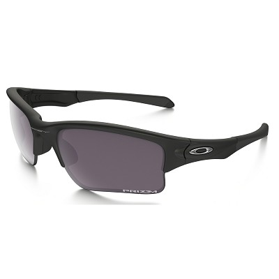 Oakley Quarter Jacket Matte Black / Prizm Daily Polarized