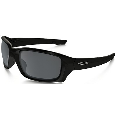 Oakley Straightlink Polished Black / Black Iridium