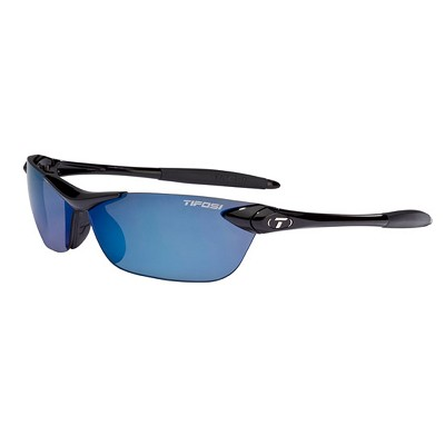Tifosi Seek Gloss Black / Smoke Blue