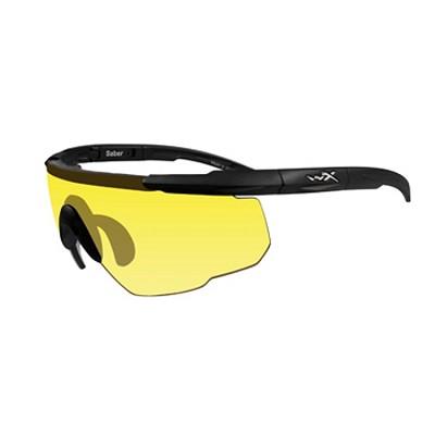 51eea62f7b Wiley X Saber Advanced Matte Black   Yellow
