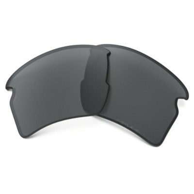 Oakley Flak 2.0 XL Black Iridium Polarized Replacement Lens