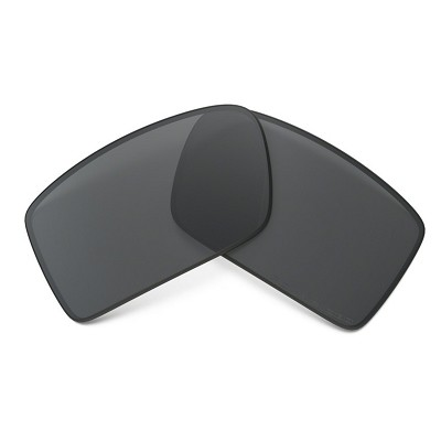 Oakley Gascan Black Iridium Polarized Replacement Lens