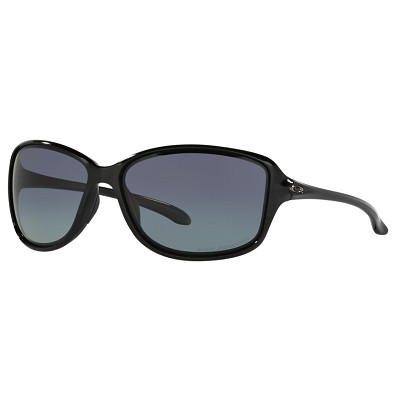 Oakley Cohort Polished Black / Grey Gradient Polarized