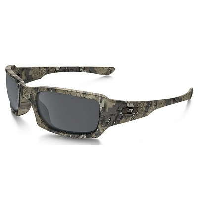 Oakley Fives Squared Standard Issue Desolve Bare Camo / Black Iridium