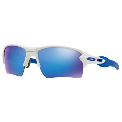 Oakley Flak 2.0 XL Polished White / Sapphire Iridium