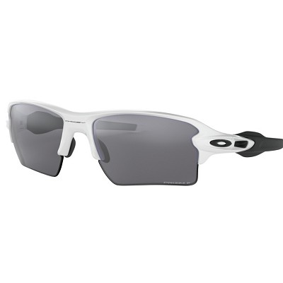 Oakley Flak 2.0 XL Polished White/Black / Prizm Black Polarized