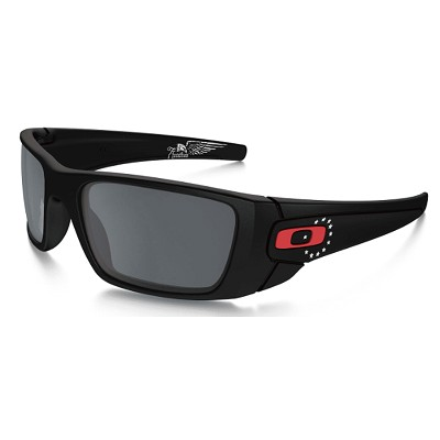 Oakley Standard Issue Fuel Cell Matte Black / Black Iridium