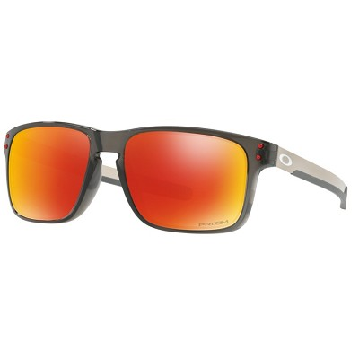 Oakley Holbrook Mix Grey Smoke / Prizm Ruby Polarized