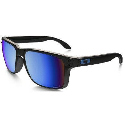 Oakley Holbrook Polished Black / Prizm Deep Water Polarized