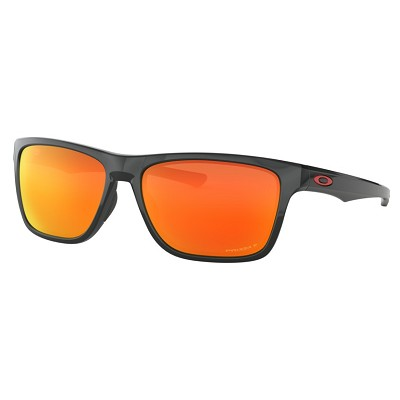 Oakley Holston Polished Black / Prizm Ruby Polarized