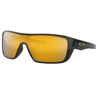 Oakley Straightback Polished Black / 24K Iridium